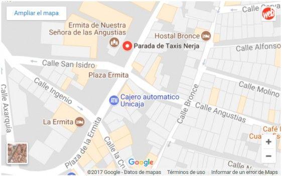 plaza-de-la-ermita-radio-taxis-nerja